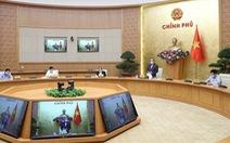 Thủ tướng: Thực hiện mọi biện pháp có thể để ngăn dịch COVID-19