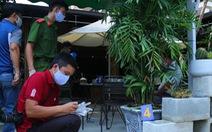 Vụ nổ súng trong quán cà phê tại Bình Dương: Công an thu giữ nhiều vỏ đạn