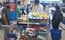 Một vòng quanh siêu thị: 'Gạo, trứng ăn không hết, giá không tăng'