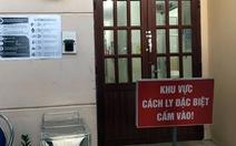Cô gái Vũng Tàu bị đồn 'nhiễm COVID-19' có kết quả lần 1 âm tính