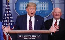 Dịch COVID-19 sáng 28-3: Ông Trump phê chuẩn gói cứu trợ 2.000 tỉ USD, Mỹ hơn 100.000 ca bệnh