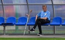 HLV Oscar Tabarez mất việc ở tuyển Uruguay sau 14 năm gắn bó vì COVID-19