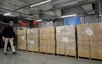 Mỹ điều máy bay tới Trung Quốc nhận vật tư y tế