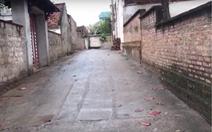 Trực Tiếp: Bên trong xã Sơn Lôi, Vĩnh Phúc trước giờ gỡ cách ly dịch COVID-19