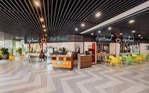 Café Central The Garden Mall chính thức ra mắt tại quận 5