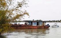 Bắt nhóm thanh niên liều lĩnh trộm tàu thủy 400 tấn