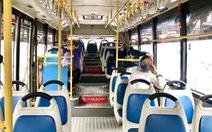 Đi xe buýt mùa dịch