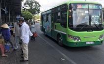 Tạm ngừng toàn bộ xe buýt tại TP.HCM trong 2 tuần