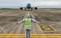 Sân bay Vân Đồn đón chuyến bay đưa 56 người Việt từ Ukraine về nước