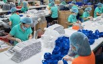 Khẩu trang vải chậm đi Nhật, Mỹ vì chờ hải quan phân biệt với khẩu trang y tế