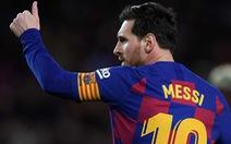 Messi đã đồng ý giảm 70% lương ở Barca