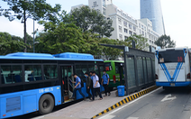 TP.HCM đình chỉ tài xế, nhân viên xe buýt không chấp hành phòng chống dịch COVID-19