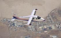 NASA tiết lộ những hình ảnh đầu tiên về chiếc máy bay chạy hoàn toàn bằng điện