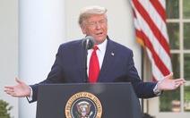 Ông Trump tự tin viện trợ 100 triệu USD cho Ý, Tây Ban Nha và Pháp