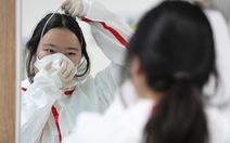 Hàng ngàn người chờ giường bệnh tại Hàn Quốc trong dịch corona