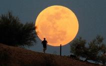 Việt Nam sắp đón siêu trăng