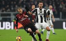 Juventus - AC Milan: Khó khăn bủa vây AC Milan