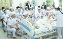 Hợp tác với Đức đào tạo điều dưỡng