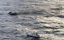 Xác nhận 5 thuyền viên người Việt mất tích sau vụ cháy tàu ở Hàn Quốc