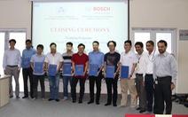 16 học viên tốt nghiệp khóa đào tạo trí tuệ nhân tạo