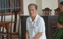 Người đàn ông 78 tuổi nhiều lần hiếp dâm bé gái 6 tuổi