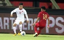 PSSI xác nhận trận Việt Nam gặp Indonesia dời sang tháng 11