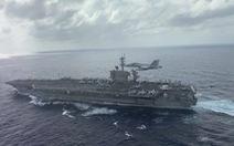 USS Theodore Roosevelt ghé Đà Nẵng là chuyến thăm thông thường của tàu Mỹ