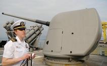 Bên trong tuần dương hạm USS Bunker Hill đang ghé thăm Đà Nẵng