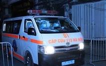Bé trai 9 tháng tuổi tử vong bất thường sau khi gửi trẻ ở Hà Nội