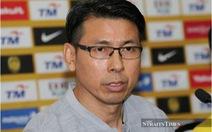 HLV Tan Cheng Hoe 'không vui' vì FIFA muốn hoãn trận Malaysia với Việt Nam