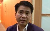 Chủ tịch Hà Nội: Sẽ có đánh giá tình hình trước giải đua F1