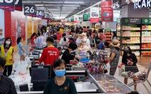 Loạt siêu thị lớn ở Hà Nội và TP.HCM cam kết không thiếu hàng hóa