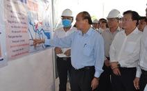 Thủ tướng: Ưu tiên đảm bảo nguồn vật liệu cho dự án cao tốc Trung Lương - Mỹ Thuận