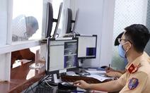 Nộp phạt qua mạng: Tiết kiệm và tiện cho dân