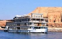 Một du thuyền trên sông Nile có 44 ca dương tính với virus SARS-CoV-2