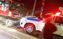 Cảnh sát giao thông Vĩnh Long nói gì khi bị tố cáo 'gây tai nạn rồi bỏ đi'?