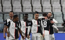 Thắng trận derby nước Ý, Juventus bỏ Inter Milan lại trong cuộc đua vô địch