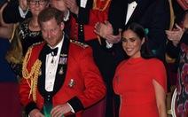 Vợ chồng Hoàng tử Harry tham dự những sự kiện cuối cùng 'chia tay' Hoàng gia