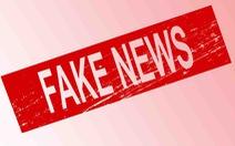3 người ở Hà Nội nhận phạt vì lên mạng đăng tin 'tào lao', bịa đặt