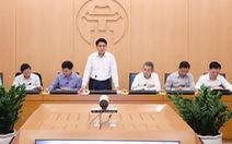 Chủ tịch Hà Nội: 'Chân thành cám ơn người dân giúp tìm hơn 700 người tiếp xúc bệnh nhân'