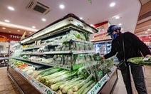 Hà Nội: rau thịt đầy ắp, giá hạ nhiệt