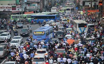 Từ ngày 11-3, tổ chức giao thông tại ngã năm Đài liệt sĩ có nhiều thay đổi