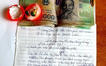 1,5 chỉ vàng và 3 triệu đồng chống COVID-19 của cụ Huê