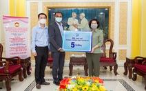 P&G Việt Nam tài trợ 5 tỉ đồng phòng chống dịch COVID-19