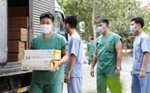 Tập đoàn TH, Ngân hàng Bắc Á chung tay chống dịch COVID-19