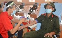 Gần 600 cán bộ, chiến sĩ Công an Sóc Trăng hiến máu cứu người