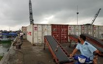 Hải quan mở tờ khai lúc 0h, doanh nghiệp xuất khẩu gạo chưng hửng
