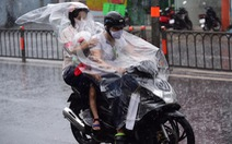 TP.HCM và Nam Bộ mưa, đề phòng dông lốc, mưa đá nguy hiểm