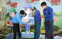 Người trẻ 'biến tấu' máy rửa tay ngừa dịch