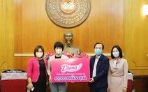 Diana Unicharm ủng hộ 4,3 tỉ đồng phòng chống dịch COVID-19